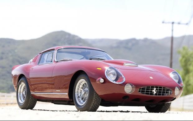 1967 Ferrari 275 GTB/4 Competition Speciale