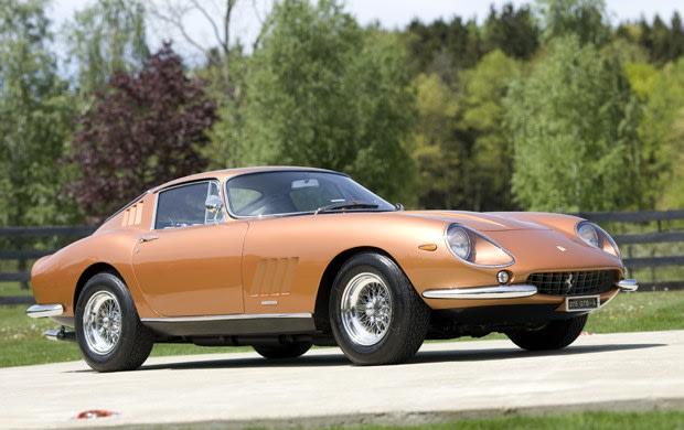 1967 Ferrari 275 GTB/4-2
