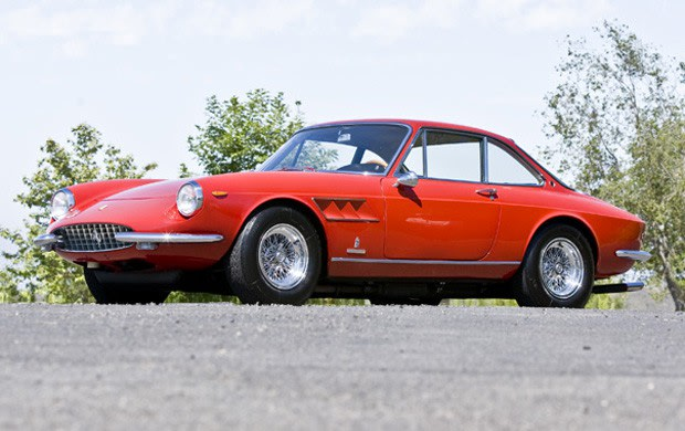 1967 Ferrari 330 GTC (2)