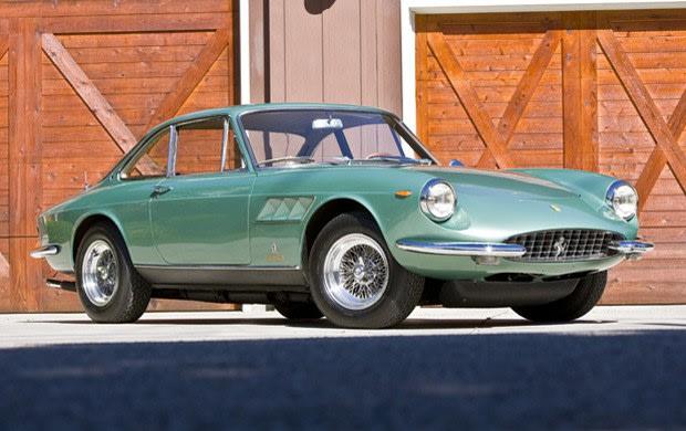 1967 Ferrari 330 GTC (1)