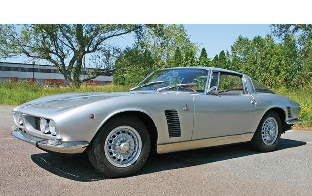 1967 Iso Grifo GL Coupe