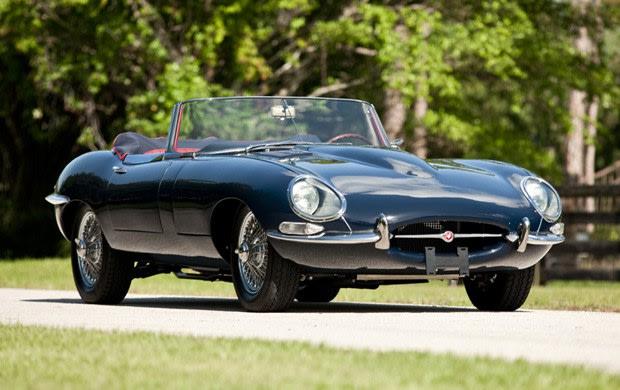 1967 Jaguar E-Type Series 1 4.2 Litre Roadster