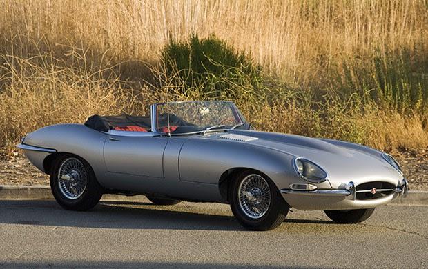 1967 Jaguar E-Type Series 1 4.2 Roadster