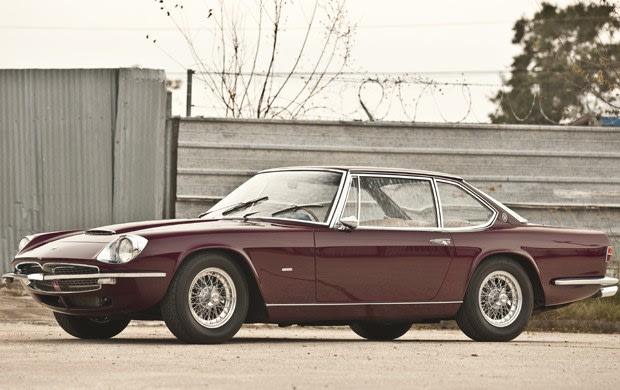 1967 Maserati Mexico Speciale