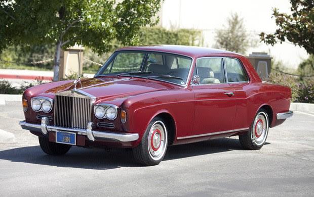 1967 Rolls-Royce Silver Shadow Saloon
