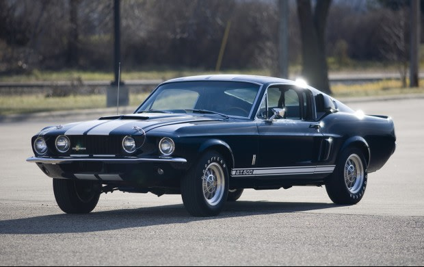 1967 Shelby GT500 Fastback-3