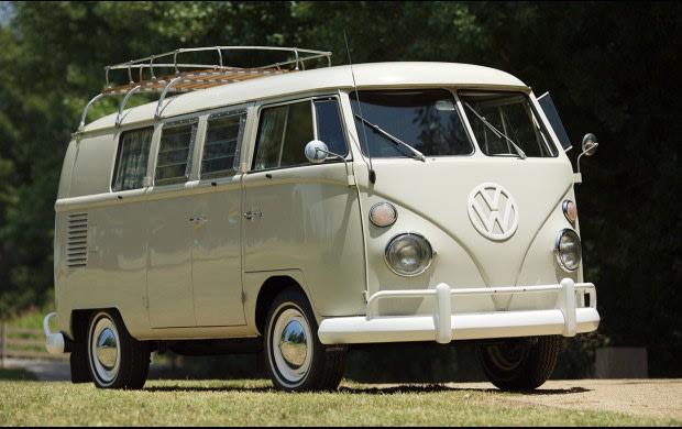 1967 Volkswagen Westfalia Camper