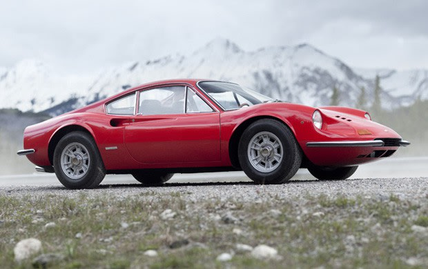 1968 Ferrari Dino 206 GT (1)