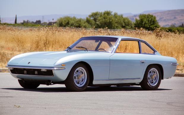 1968 Lamborghini Islero-3