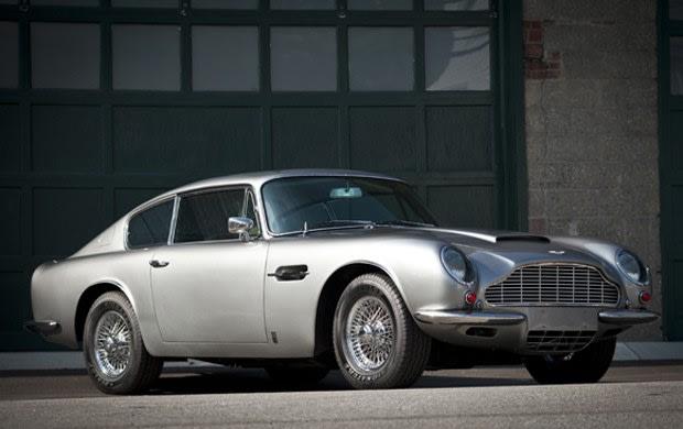 1969 Aston Martin DB6 Mark II Vantage
