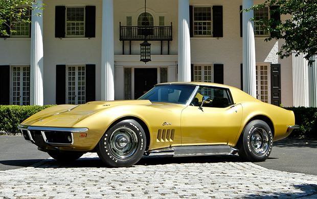 1969 Chevrolet Corvette L88 Coupe (1)
