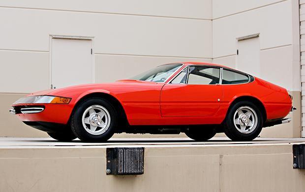 1969 Ferrari 365 GTB/4 Daytona (1)