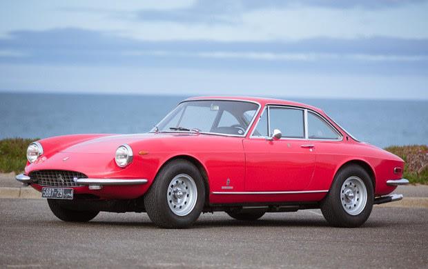 1969 Ferrari 365 GTC-4