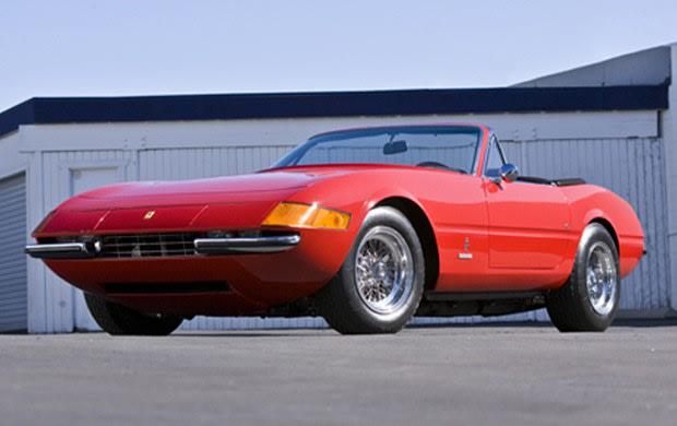 1970 Ferrari 365 GTB/4 Daytona Spider Conversion