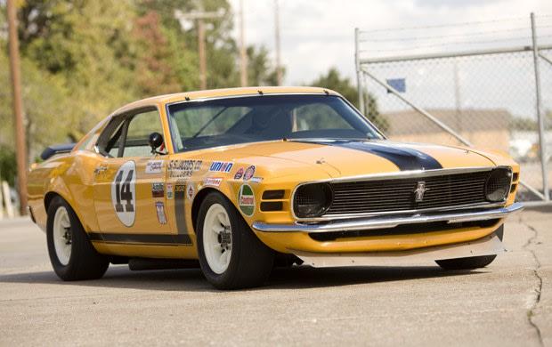 1970 Ford Mustang Boss 302 Trans-Am Race Car