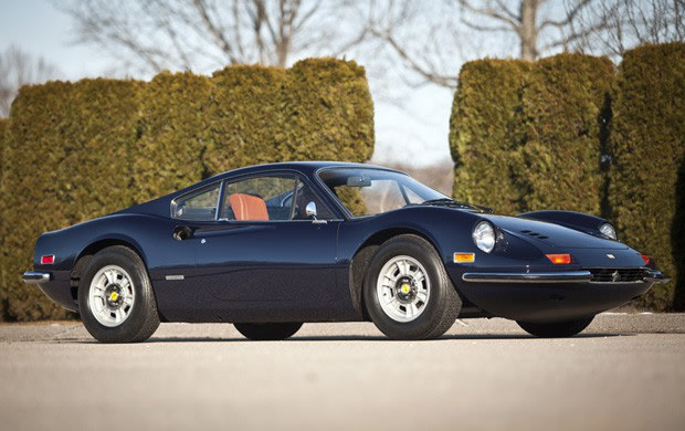 1972 Ferrari Dino 246 GT(1)