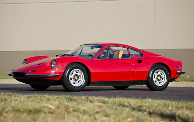 1972 Ferrari Dino 246 GT(2)