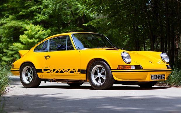 1973 Porsche 911 2.7 Carrera RS
