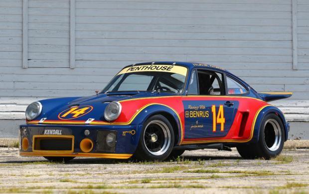 1974 Porsche 911 Carrera 3.0 RSR(1)