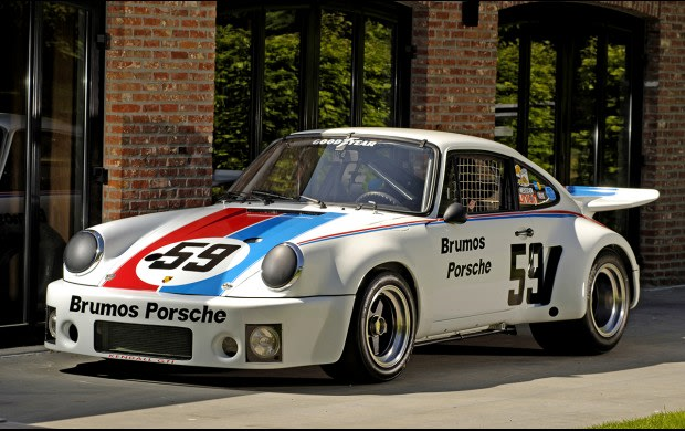 1974 Porsche 911 Carrera 3.0 RSR-2