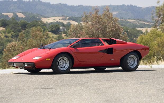 1977 Lamborghini LP400 Countach