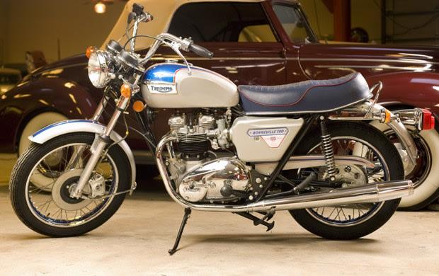 1977 Triumph Bonneville T140J