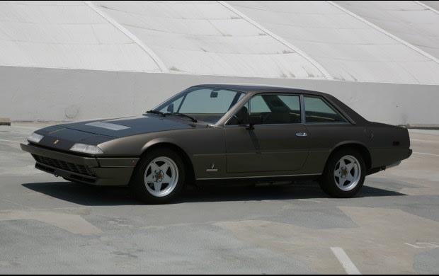 1981 Ferrari GTi 400