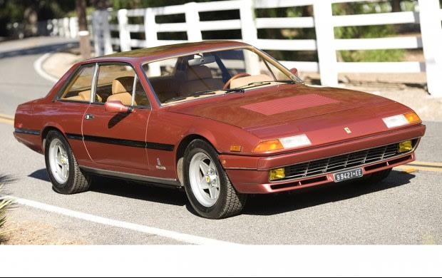 1984 Ferrari GTi 400