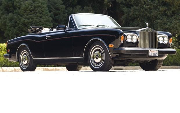 1988 Rolls-Royce Corniche II Convertible