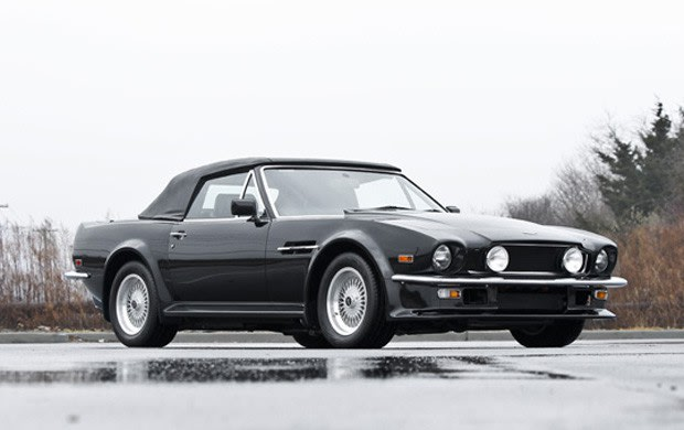 1989 Aston Martin V8 Vantage Volante(1)