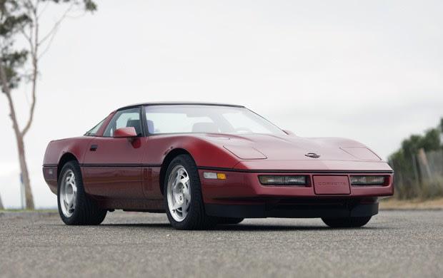 1990 Chevrolet Corvette ZR-1 Coupe