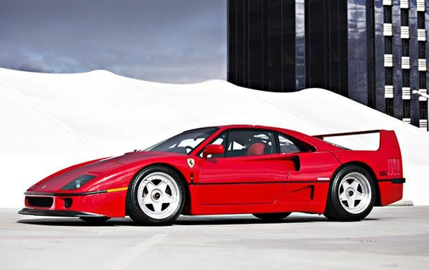 1990 Ferrari F40-3