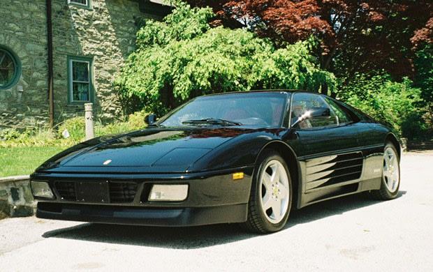1991 Ferrari 348TB Berlinetta-2