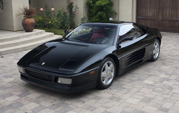 1991 Ferrari 348TB Berlinetta