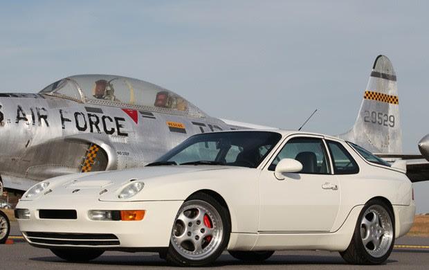 1994 Porsche 968 Turbo S Clone