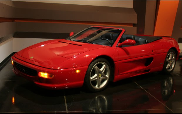 1995 Ferrari F355 Spyder