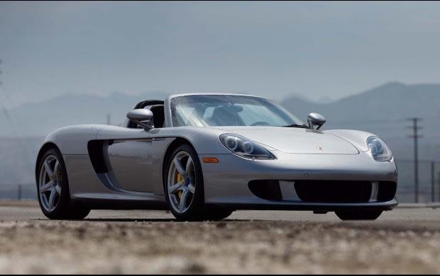 2004 Porsche Carrera GT-2