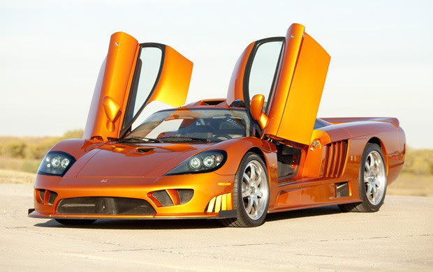 2005 Saleen S7 Twin Turbo Competition Package