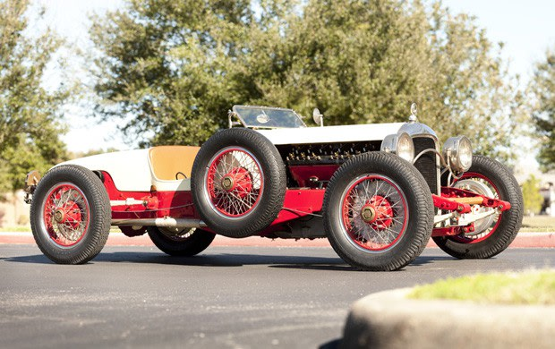 c. 1916 Packard Twin Six Runabout Racer