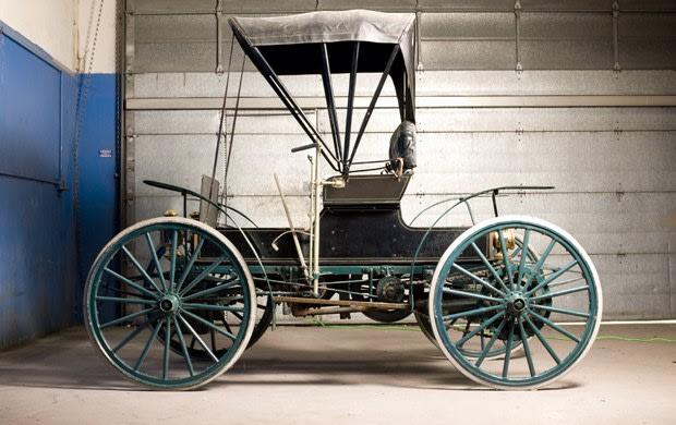c.1909 Sears Model H Motor Buggy