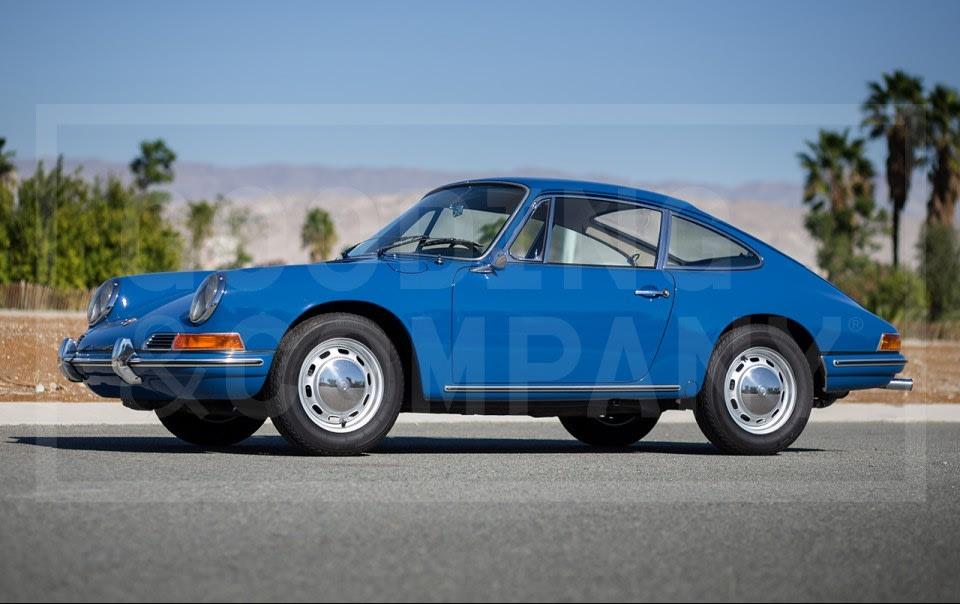 1966 Porsche 912-1