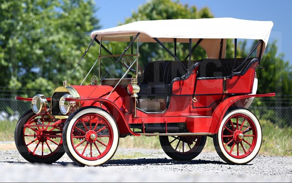 1907 Wolfe Five-Passenger Touring