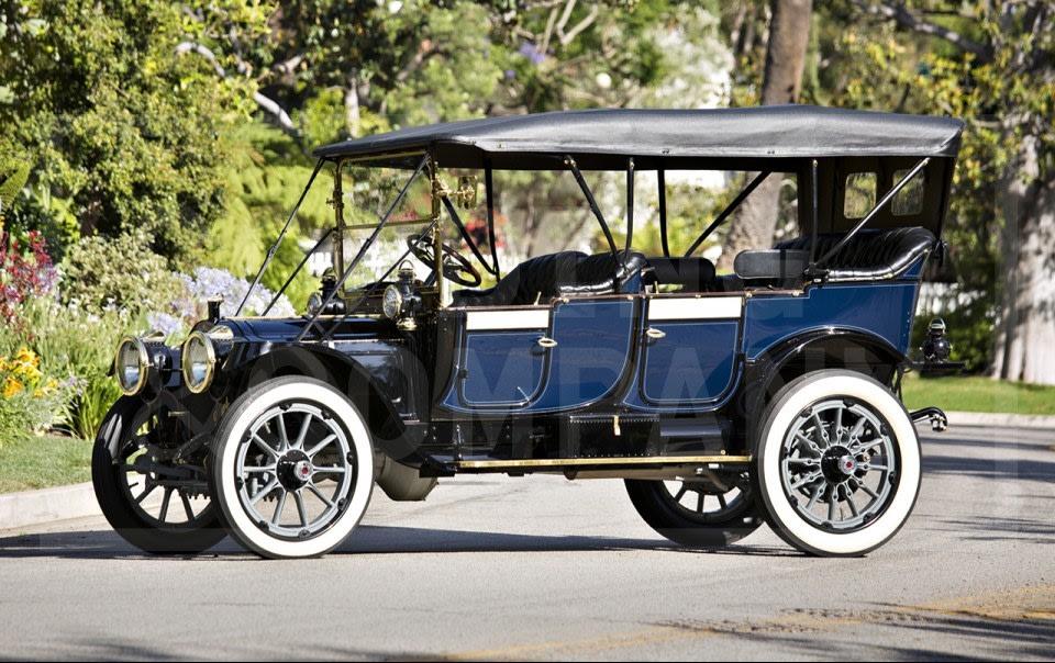 1912 Packard Model 30 Seven-Passenger Touring-2