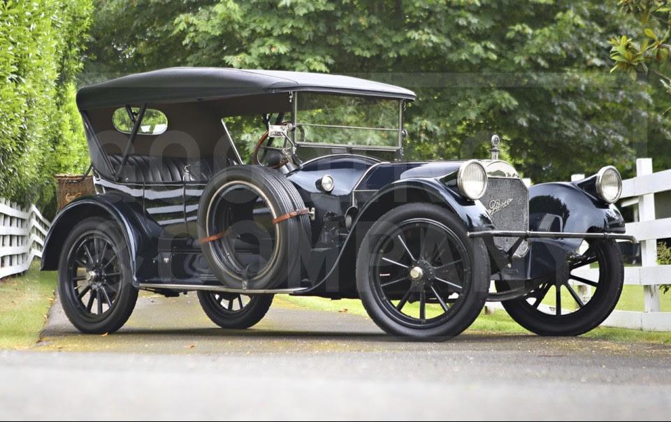 1916 Pierce-Arrow Model 38 Four-Passenger Touring