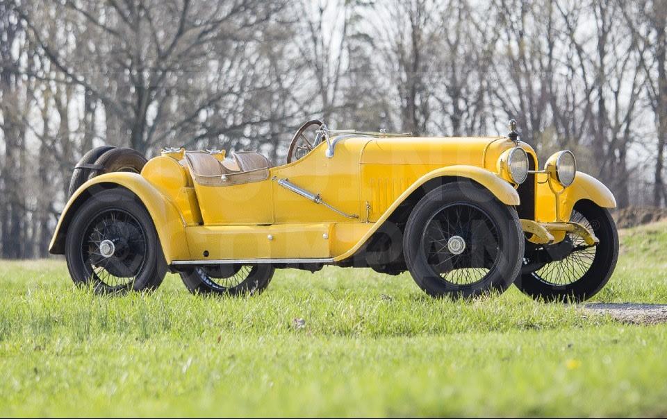 1920 Mercer Series 5 Raceabout