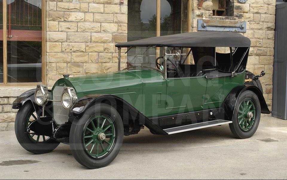 1922 Locomobile Model 48 Sportif Tourer-2