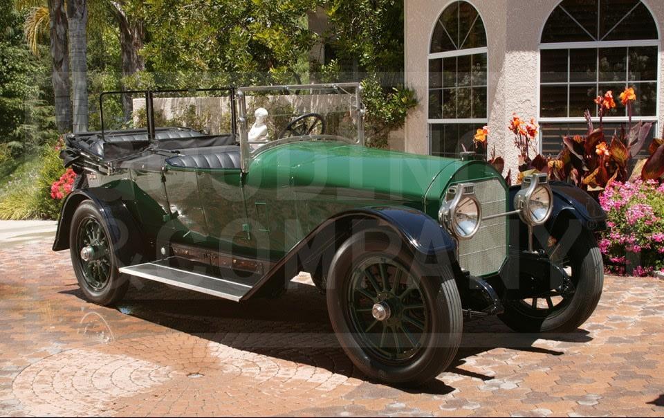 1922 Locomobile Model 48 Sportif Tourer-3