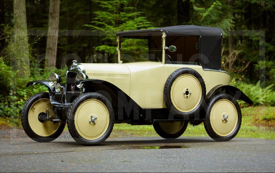 1923 Citroën Type C2 TL Drophead Coupe