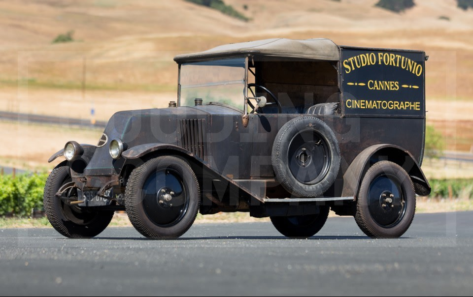 1924 Renault 6CV-2