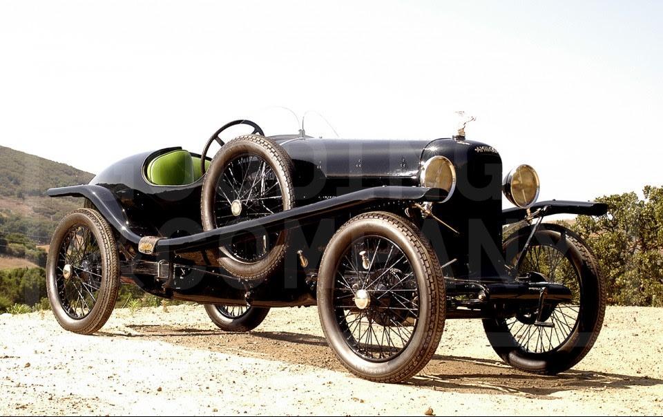 1925 Amilcar 4 CGS